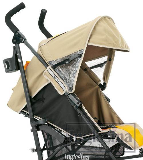 Детская прогулочная коляска inglesina trip