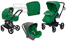 Модульная система Inglesina Quad System 3 in 1 Golf Green
