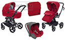Модульная система Inglesina Quad System 3 in 1 Intense Red