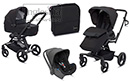 Модульная система Inglesina Quad System 3 in 1 Total Black
