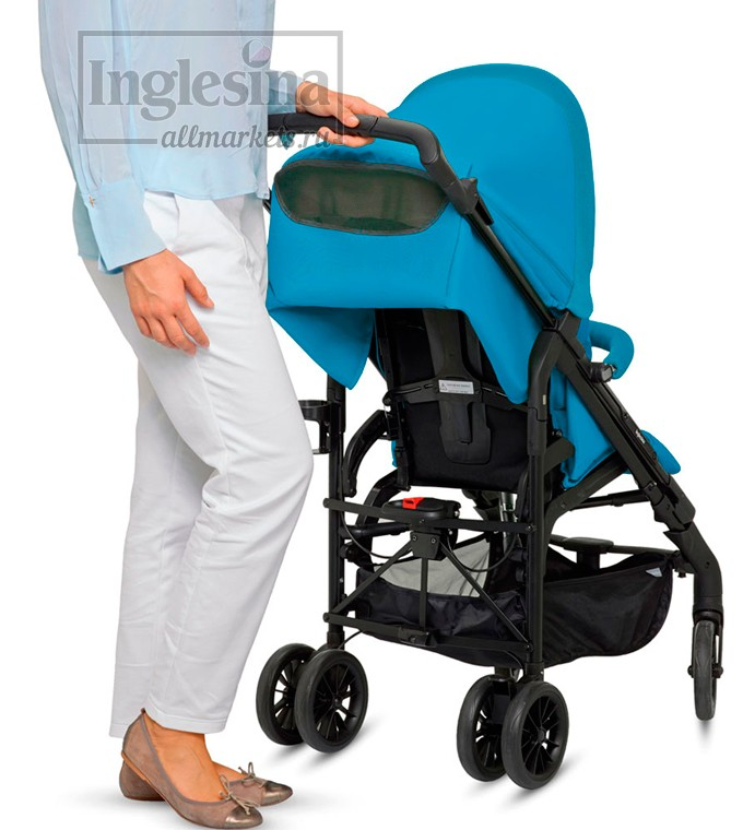 Inglesina Zippy Light вид сзази