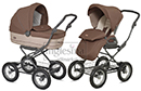 Коляска 2 в 1 Inglesina Sofia Duo Comfort Touch Coffe Cream
