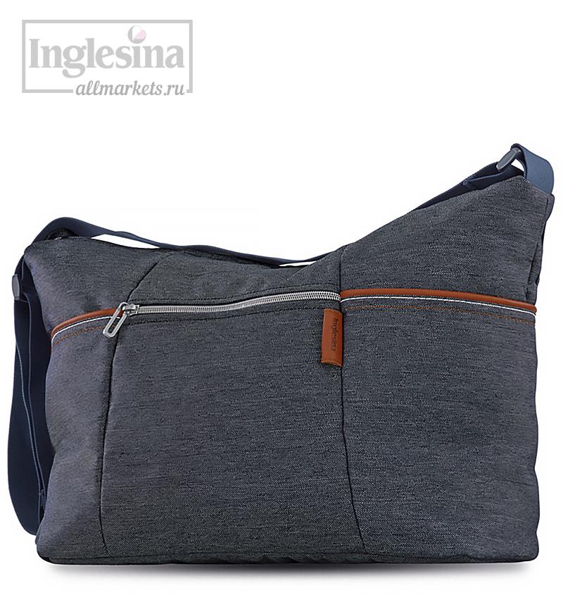 7558fe2bbe2d Сумка Inglesina Trilogy Day Bag Village Denim . Купить сумку ...