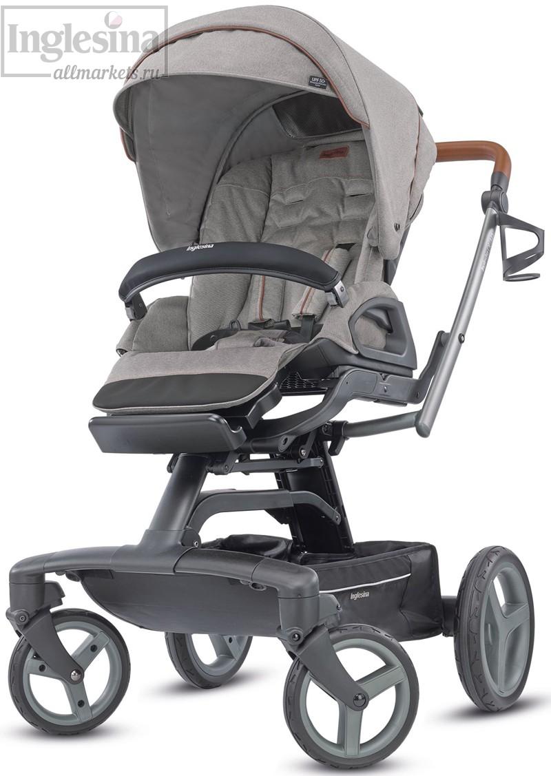 Сумка для коляски quad day bag derby grey