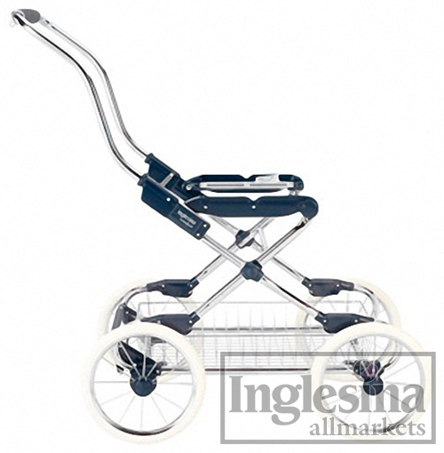 Inglesina Shassi Sofia and Vittoria Comfort Chrome/Blue AE10E1000 - шасси для колясок