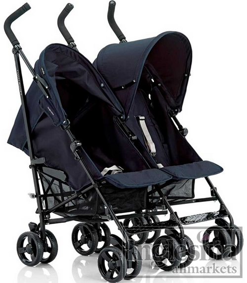 Детская коляска Inglesina Twin Swift Graphite